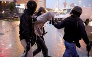 Мінська міліція затримала близько сотні «найактивніших осіб»