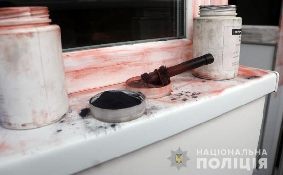 Подвійне вбивство у Маріуполі: на місце виїхало керівництво поліції області. ФОТО