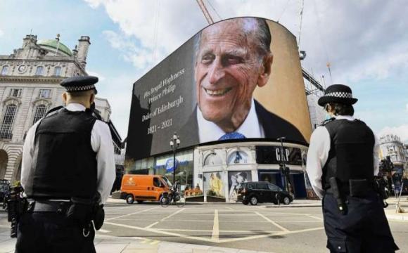 У Британії назвали дату похорону принца Філіпа