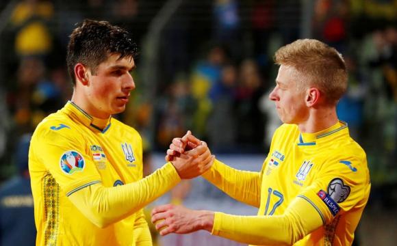 У топ-100 найдорожчих футболістів Євро-2020 українців немає