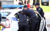 У Луцьку під час затримання домашній насильник напав на правоохоронця