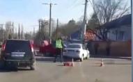 Ранкова ДТП у Луцьку: не розминулися на перехресті. ФОТО