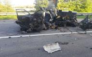У масштабній автотрощі загинув молодий волинянин: на трасі зіткнулося п'ять автомобілів. ФОТО/ВІДЕО