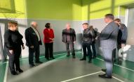 У Колках в школі-ліцей відремонтували спортзал: чекали 40 років. ВІДЕО