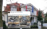 У Берліні спалили автомобіль польського дипломата