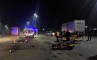 Лучанин потрапив у смертельну аварію на дорозі «Київ-Чоп»