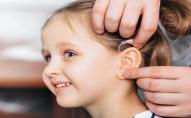 Як волинським дітям повертають слух. ВІДЕО