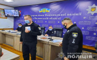 Поліцейським з Волині вручили почесні нагороди