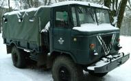 Збройні сили відмовляться від радянських позашляховиків