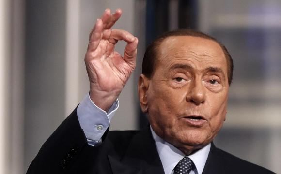 84-річного Берлусконі госпіталізували з проблемами серця