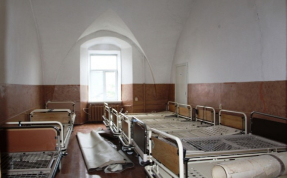 У Луцькому військовому госпіталі завершують ремонт