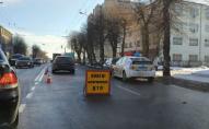 В Луцьку на вулиці Ковельській -ДТП: рух ускладнений