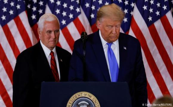 У США розповіли, коли може стартувати імпічмент Трампа