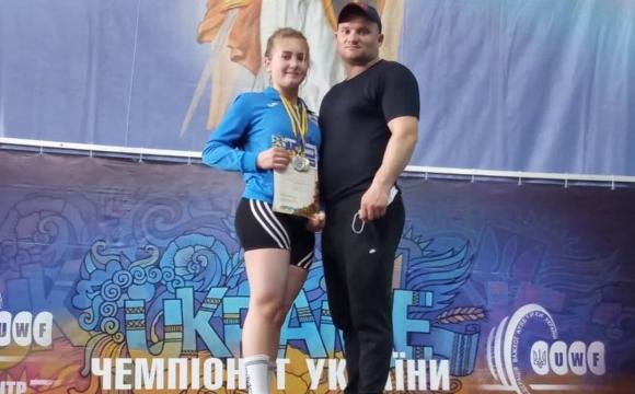 Волиняни здобули 9 медалей на ЧУ з важкої атлетики