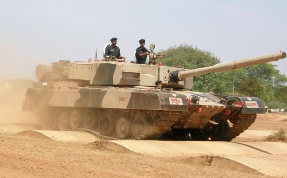 Індійська армія отримала «найдорожчий танк у світі». ФОТО