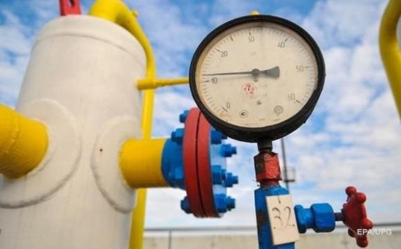Україна використала 40% запасів газу