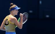Олімпіада-2020: вперше в історії українська тенісистка зіграє в 1/2 фіналу ОІ