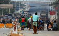Під час розгону протестів у країні за день вбили десятки людей