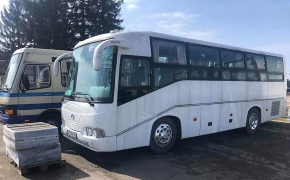 На Волині вкрали автобус районної ради