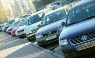 Вартість розмитнення легкових автомобілів в Україні хочуть зменшити на 30%