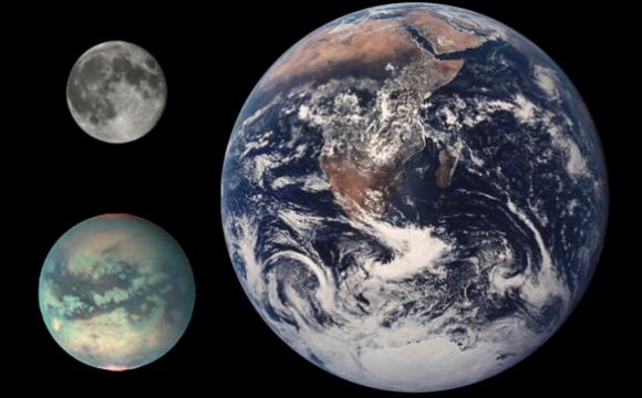 Ідеальне місце для зародження життя вчені виявили у космосі