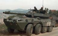 В Італії під час навчань танк обстріляв птахоферму