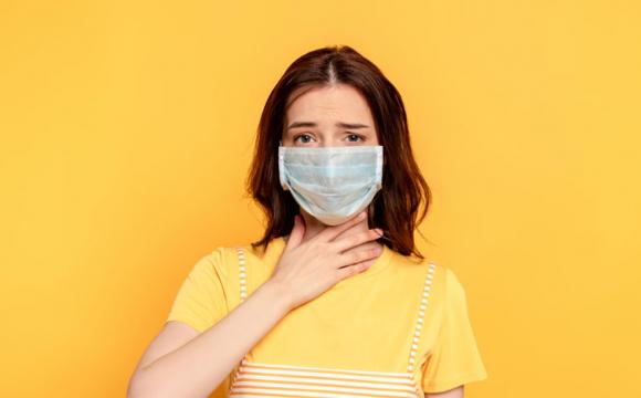 Носіння захисних масок збільшує рівень стресу: дослідження