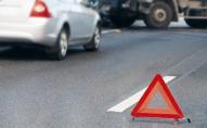 Знову ДТП: у Луцьку на Ківерцівській зіткнулись 2 автівки. ВІДЕО