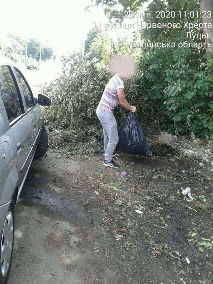 Муніципали зробити відомим жителя села під Луцьком