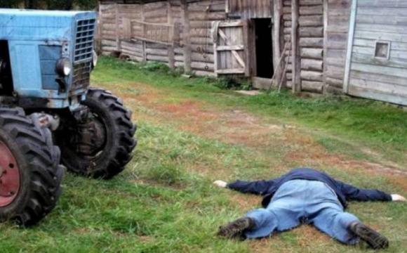 П'яний волинський тракторист заплатить 8000 грн штрафу