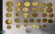 З України намагались вивезти старовинну зброю та монети на майже мільйон доларів
