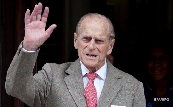 Смерть принца Філіпа: в Британії оголосять хвилину мовчання