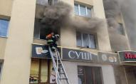 Побачили блискавку: у квартирі спалахнула пожежа через вибух вейпа. ВІДЕО