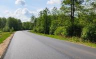 До Шацьких озер відновили ще 9 кілометрів дороги. ФОТО