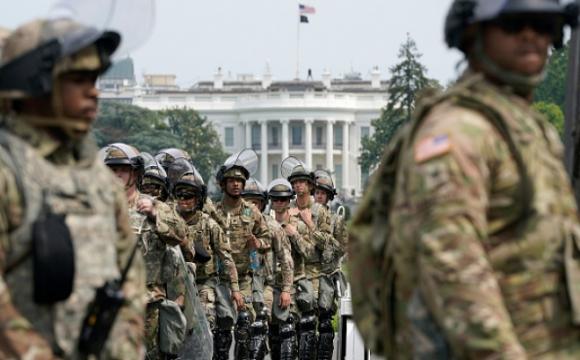 В США заявили про підвищену загрозу насильства