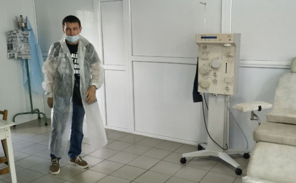 30 років підряд: лучанин здав 200 літрів крові. ВІДЕО