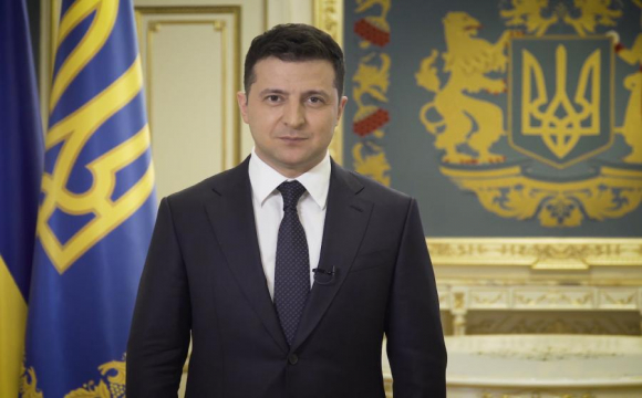 Зеленський звернувся до українців та Путіна