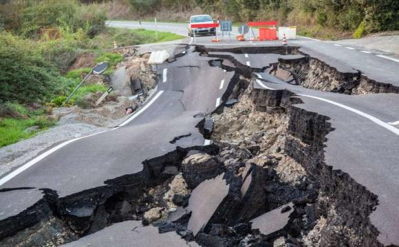 Землетрус у Грузії