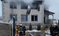 Пожежа в Харкові: 15 людей загинули в приватному пансіонаті для літніх