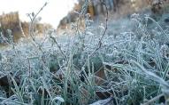 Волинян попереджають про мороз у найближчі дні