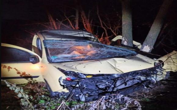 Чоловік викрав чуже авто, і відразу розбився на смерть. ФОТО