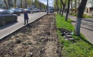 У Луцьку стартував ремонт проспекту Волі