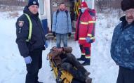 У Нововолинську врятували безхатька від обмороження. ФОТО