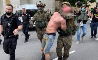 Стрілянина у центрі Києва: поранено поліцейського. ФОТО