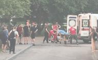 Трагічна розв'язка гулянки у Луцьку: підлітку встромили ножа в спину. ВІДЕО 18+