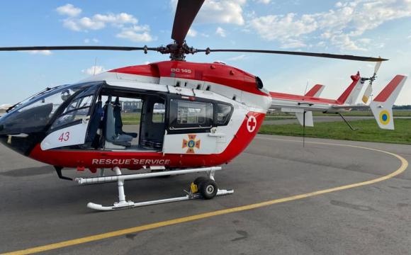 У Волинській обласній лікарні може з'явитися гелікоптерний майданчик