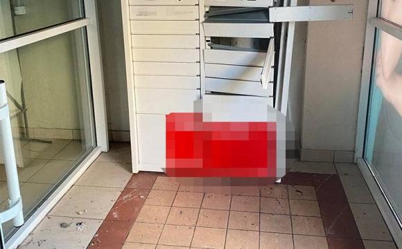 У Києві вранці прогримів вибух у торговому центрі. ФОТО