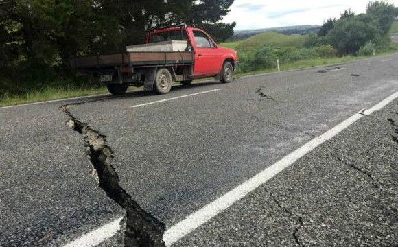 Потужний землетрус у Новій Зеландії: попередили про можливість руйнівного цунамі