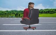 Волинська чиновниця придбала крісло у свій кабінет за понад 22 тисячі гривень