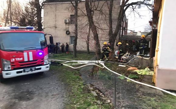 У Луцьку в пожежі загинули чоловік, жінка та її дочка. ОНОВЛЕНО
